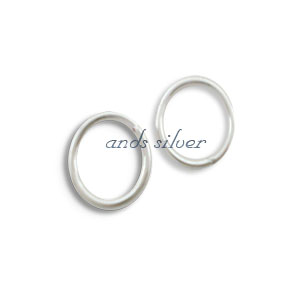 Jump ring closed 10mm