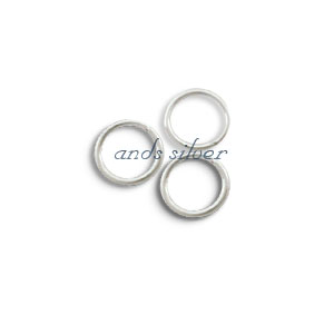 Jump ring closed 6mm