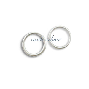 Jump ring closed 8mm