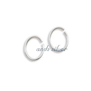 Jump ring open 10mm