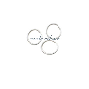 Jump ring open 6mm