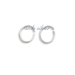 Jump ring open 8mm